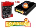 5TB Hyperspin Drive with Controller